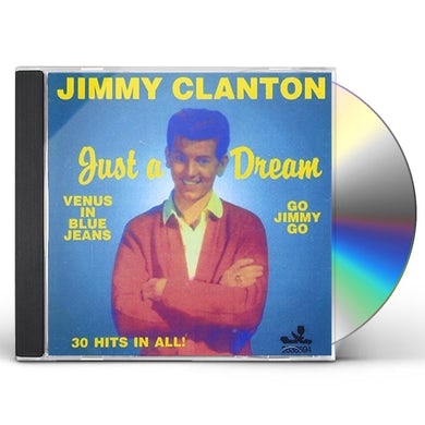 Jimmy Clanton VERY BEST / JUST A DREAM 30 CUTS CD