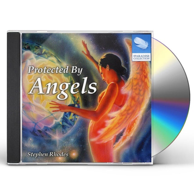 Stephen Rhodes PROTECTED BY ANGELS CD