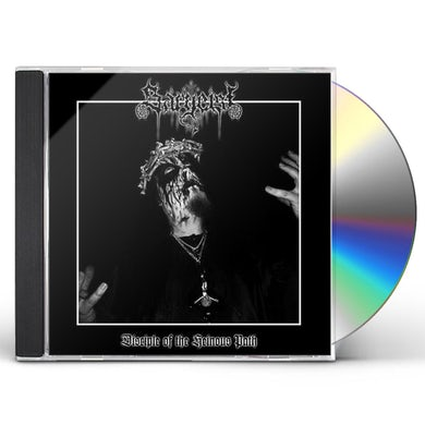 Sargeist DISCIPLE OF THE HEINOUS PATH CD