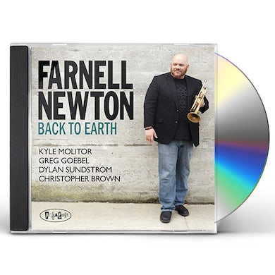 Farnell Newton BACK TO EARTH CD