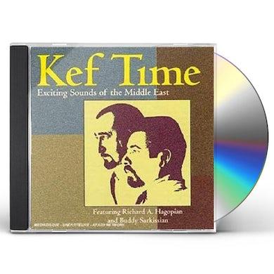 Richard Hagopian KEF TIME CD