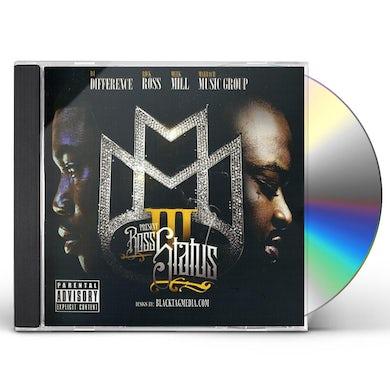 Rick Ross BOSS STATUS CD