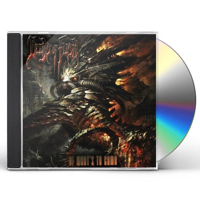Deeds Of Flesh OF WHAT'S TO COME CD