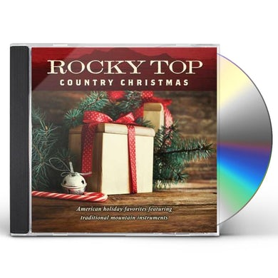 Jim Hendricks ROCKY TOP: COUNTRY CHRISTMAS CD