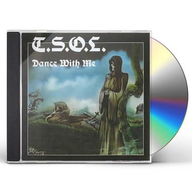 T.S.O.L. DANCE WITH ME CD