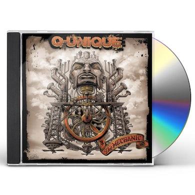 Q-Unique THE MECHANIC CD