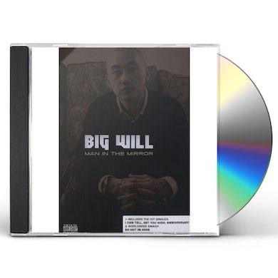 Big Will MAN IN THE MIRROR CD