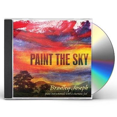 Bradley Joseph PAINT THE SKY: ORIGINAL PIANO INSTRUMENTALS WITH A CD