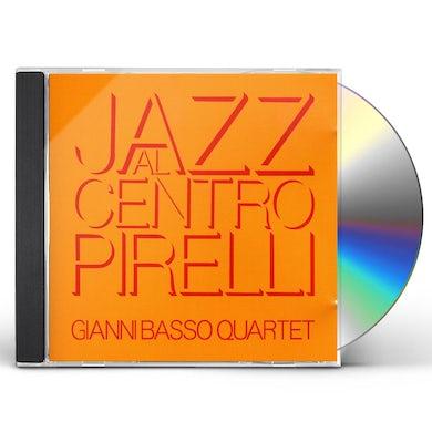 Gianni Basso JAZZ AL CENTRO PIRELLI CD