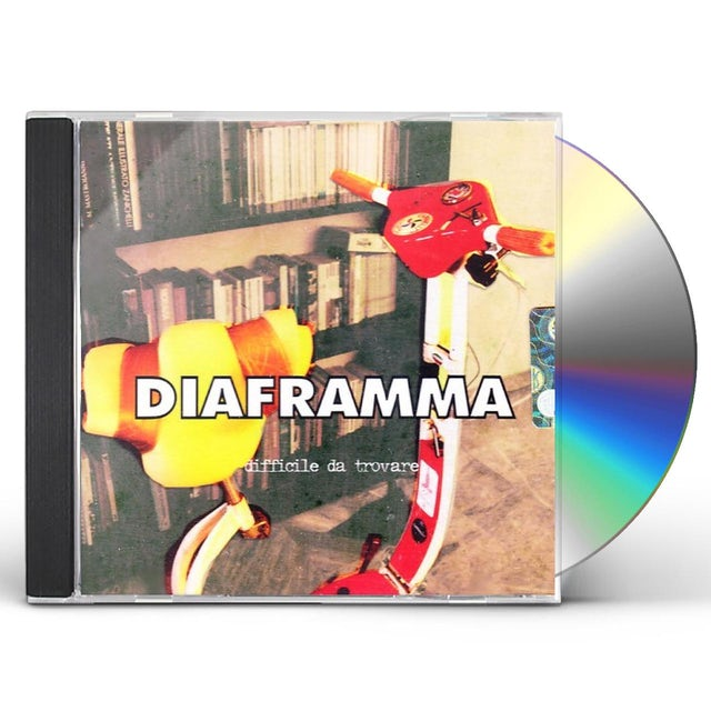 DIAFRAMMA DIFFICILE DA TROVARE CD