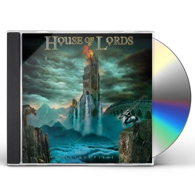 House of Lords INDESTRUCTIBLE CD