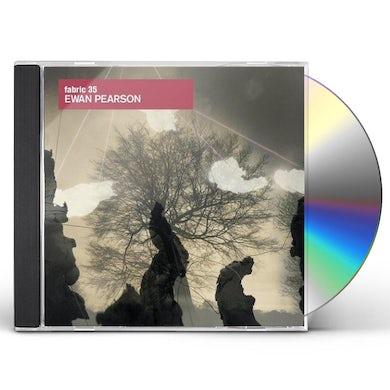 Ewan Pearson FABRIC 35 CD
