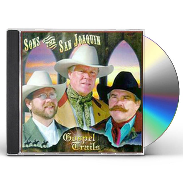 Sons of the San Joaquin GOSPEL TRAILS CD