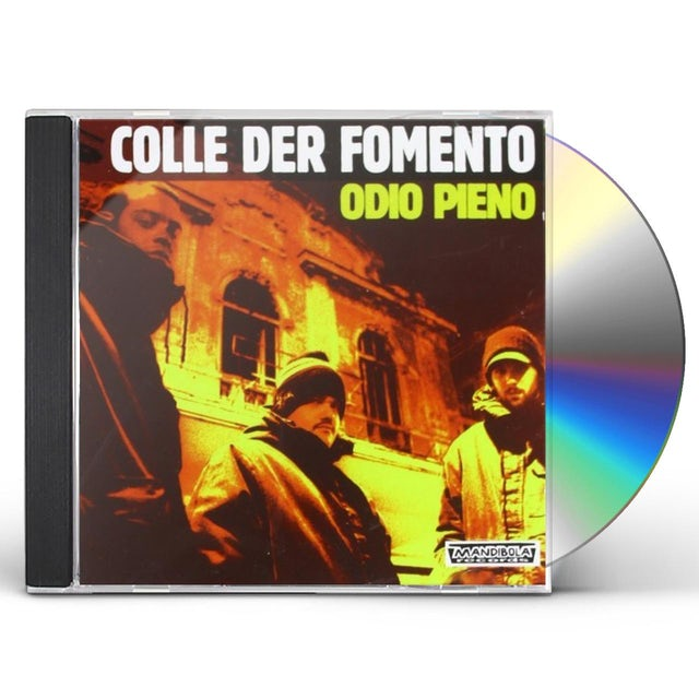 Colle der Fomento ODIO PIENO CD