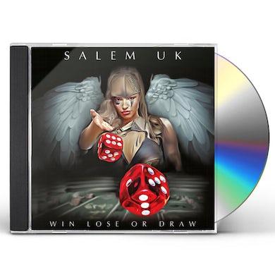 Salem UK WIN LOSE OR DRAW CD