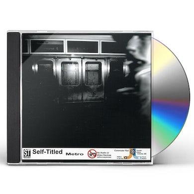 self-titled METRO CD