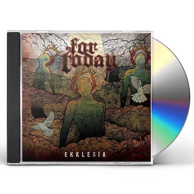 For Today EKKLESIA CD