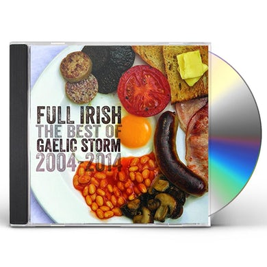 FULL IRISH: THE BEST OF GAELIC STORM CD