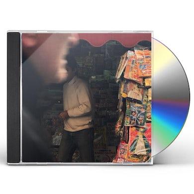 Juan Wauters Introducing Juan Pablo CD