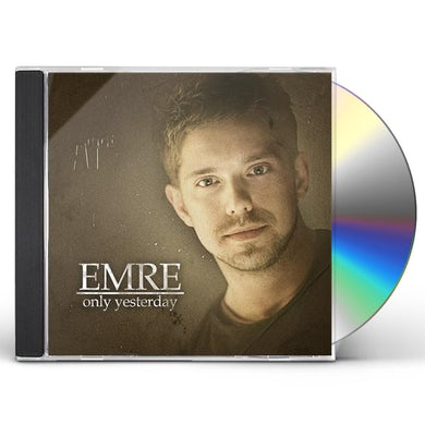 Emre ONLY YESTERDAY CD