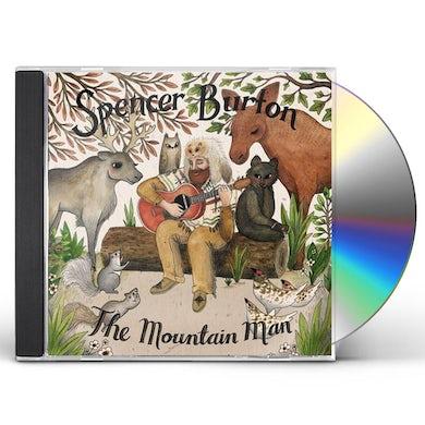 Spencer Burton Mountain Man CD