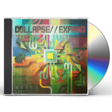 Sarah Longfield Collapse // Expand CD