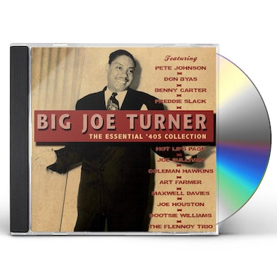 Big Joe Turner ESSENTIAL 40'S COLLECTION CD