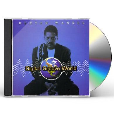 Dexter Wansel DIGITAL GROOVE WORLD CD