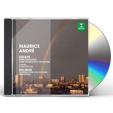 Maurice Andre DEFAYE: FLASHES PERFORMANCES CD