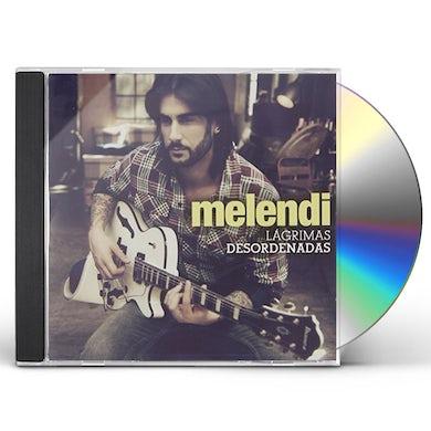 Melendi LAGRIMAS DESORDENADAS CD