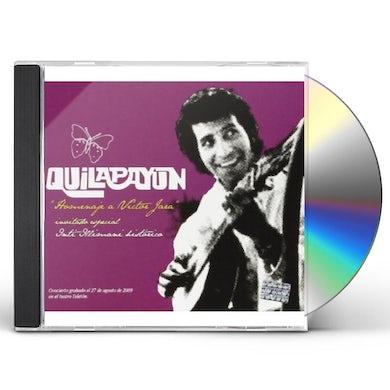 Quilapayun HOMENAJE A VICTOR JARA CD