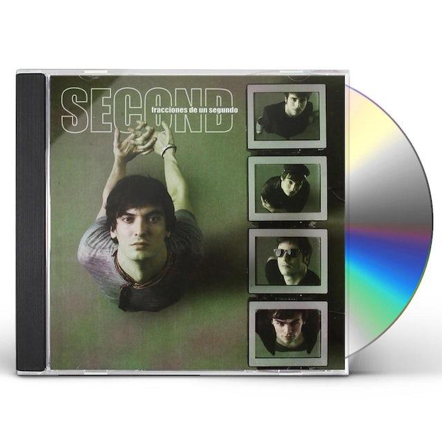 Second FRACCIONES DE UN SEGUNDO CD