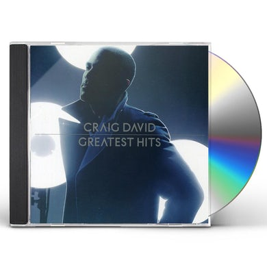 Craig David GREATEST HITS CD