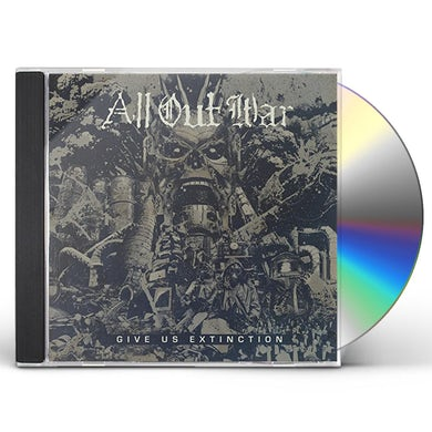 All Out War GIVE US EXTINCTION CD