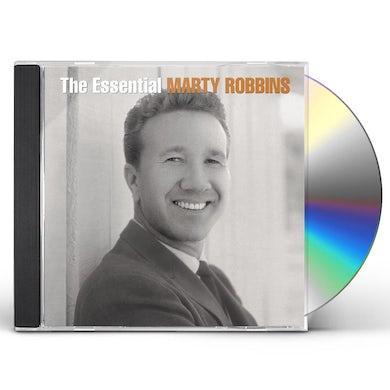 ESSENTIAL MARTY ROBBINS CD