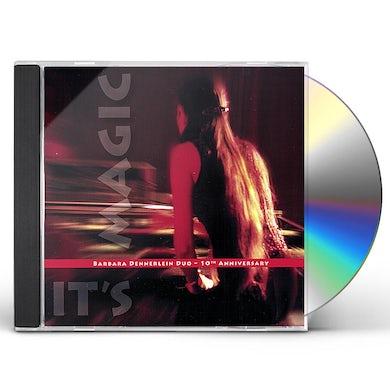 Barbara Dennerlein 10TH ANNIVERSARY: IT'S MAGIC CD