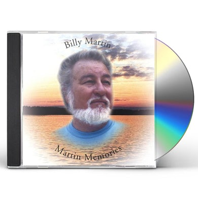 Billy Martin MARTIN MEMORIES CD