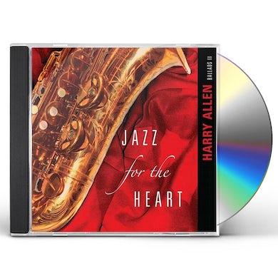 Harry Allen JAZZ FOR THE HEART CD