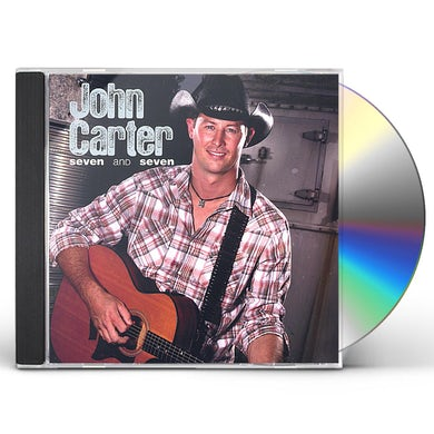 John Carter SEVEN & SEVEN CD