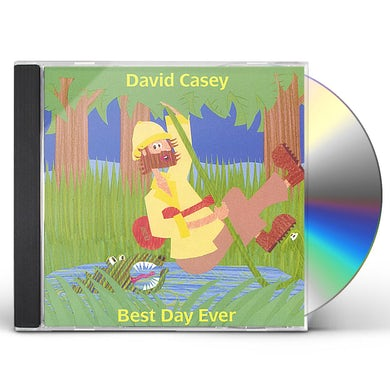 David Casey BEST DAY EVER CD