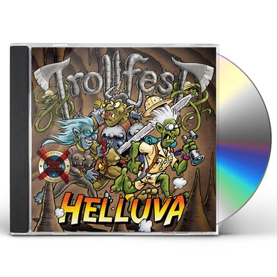 TrollfesT HELLUVA CD