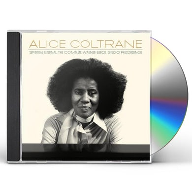 Alice Coltrane SPIRITUAL ETERNAL - COMPLETE WARNER BROS CD