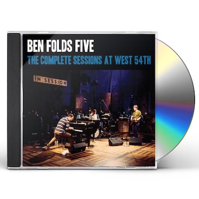 Ben Folds Five  Complete Sessions at West 54th CD
