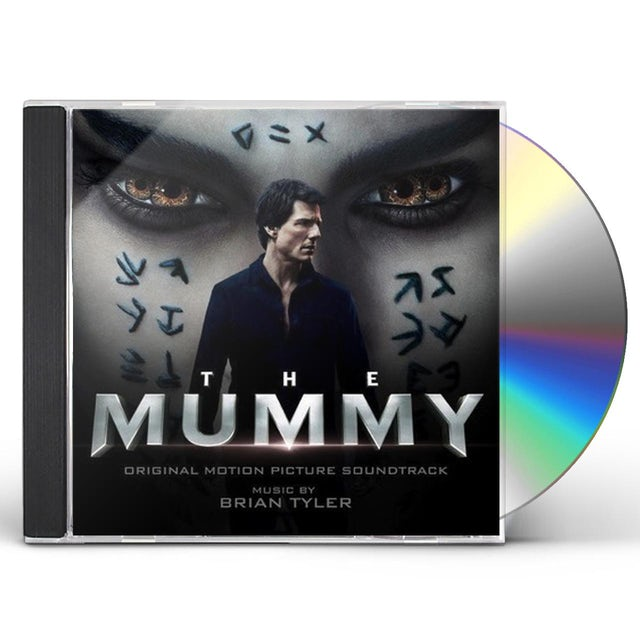 Brian Tyler THE MUMMY - ORIGINAL MOTION PICTURE SOUNDTRACK CD