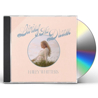 Hailey Whitters Living The Dream (Deluxe Edition) CD