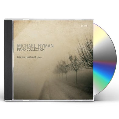 Michael Nyman PIANO COLLECTION CD