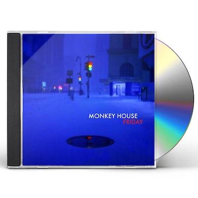 Monkey House FRIDAY CD