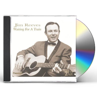 Jim Reeves WAITING FOR A TRAIN CD
