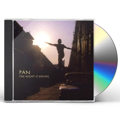 Pan NIGHT IS YOUNG CD