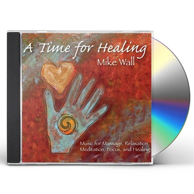 TIME FOR HEALING CD